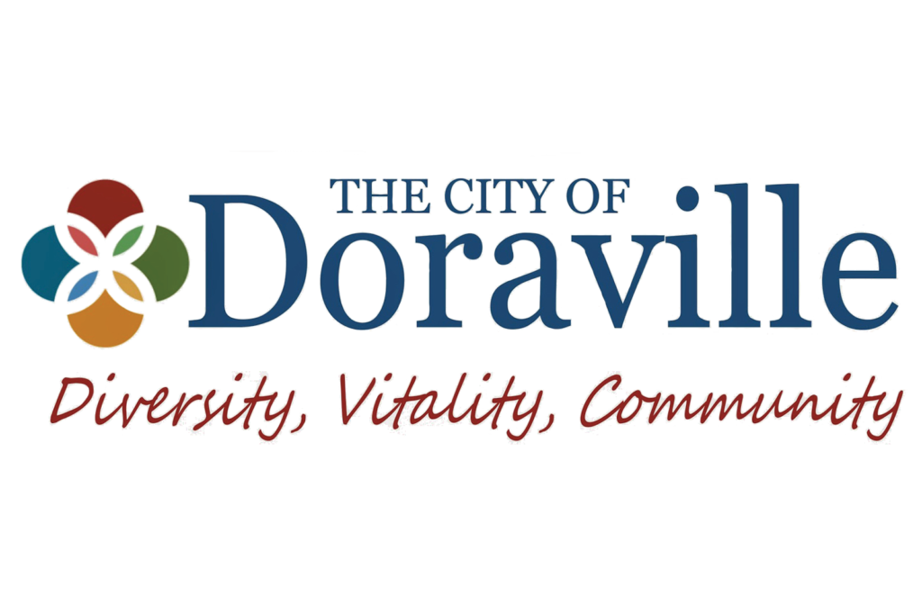 city of doraville logo